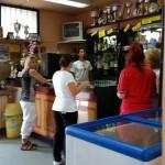 Ambiente bar e ristoro