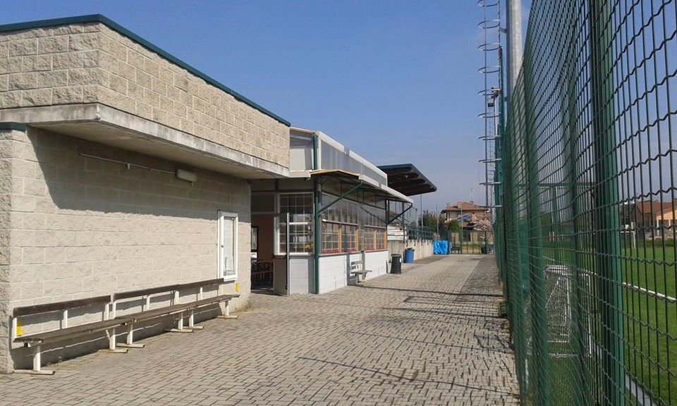 """Campo sportivo comunale """"Angelo Moratti"""""""